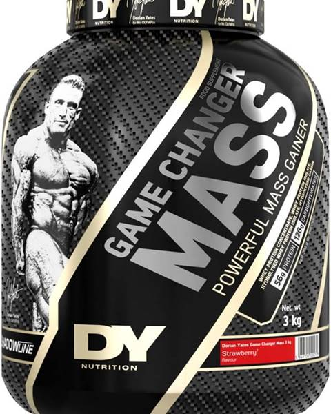 Sacharidy a gainery Dorian Yates Nutrition
