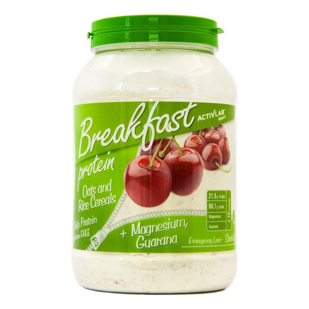 ActivLab ACTIVLAB Protein Breakfast 1000 g jahoda