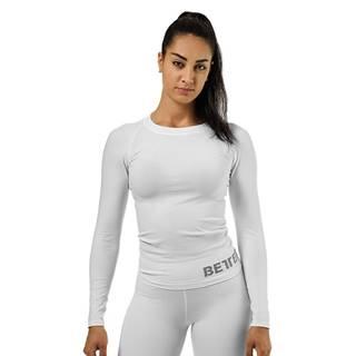 Better Bodies Tričko Nolita Seamless Long Sleeve biele variant: XS