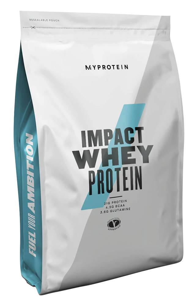 MyProtein MyProtein Impact Whey Protein 5000 g variant: banán