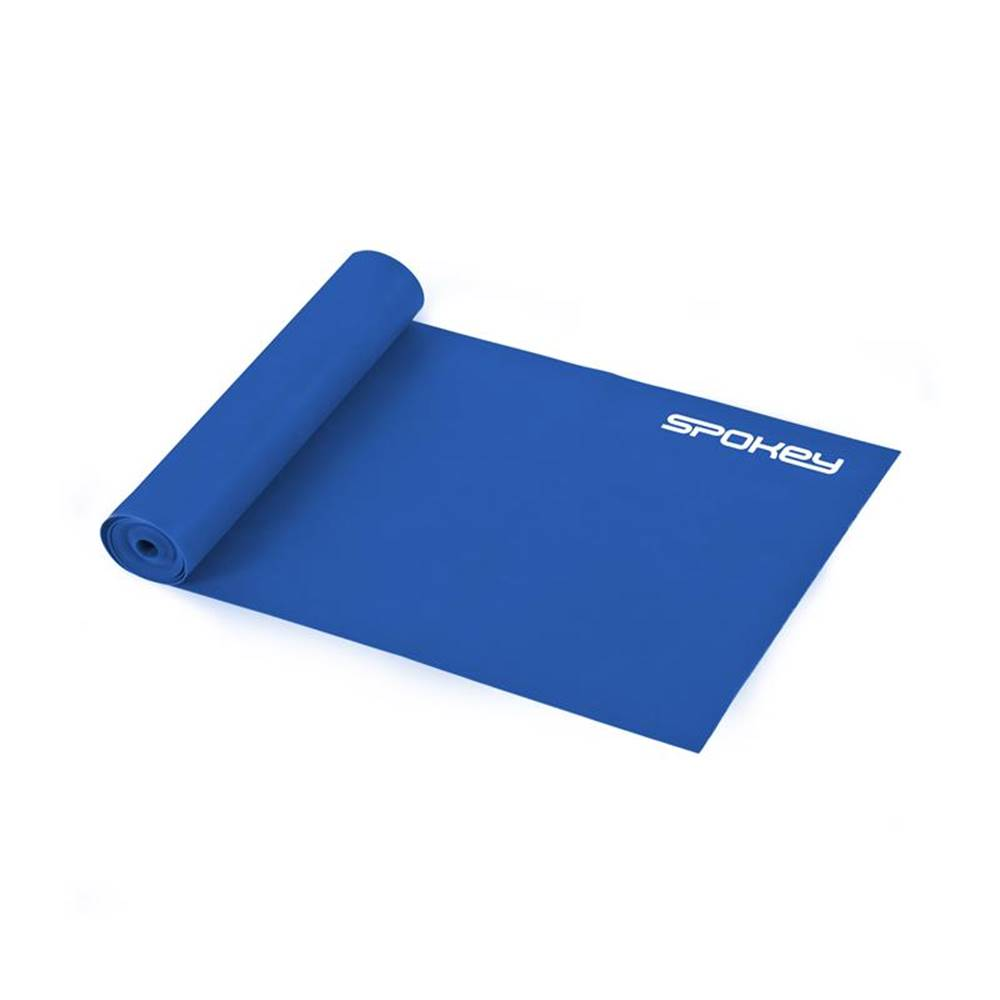 Spokey Spokey Ribbon II fitness guma silný odpor variant: modrá