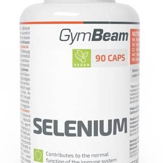 Selenium - GymBeam 90 kaps.