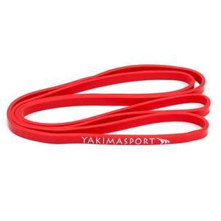 YAKIMASPORT Posilňovacia guma Power Band Loop 12-17 kg Red