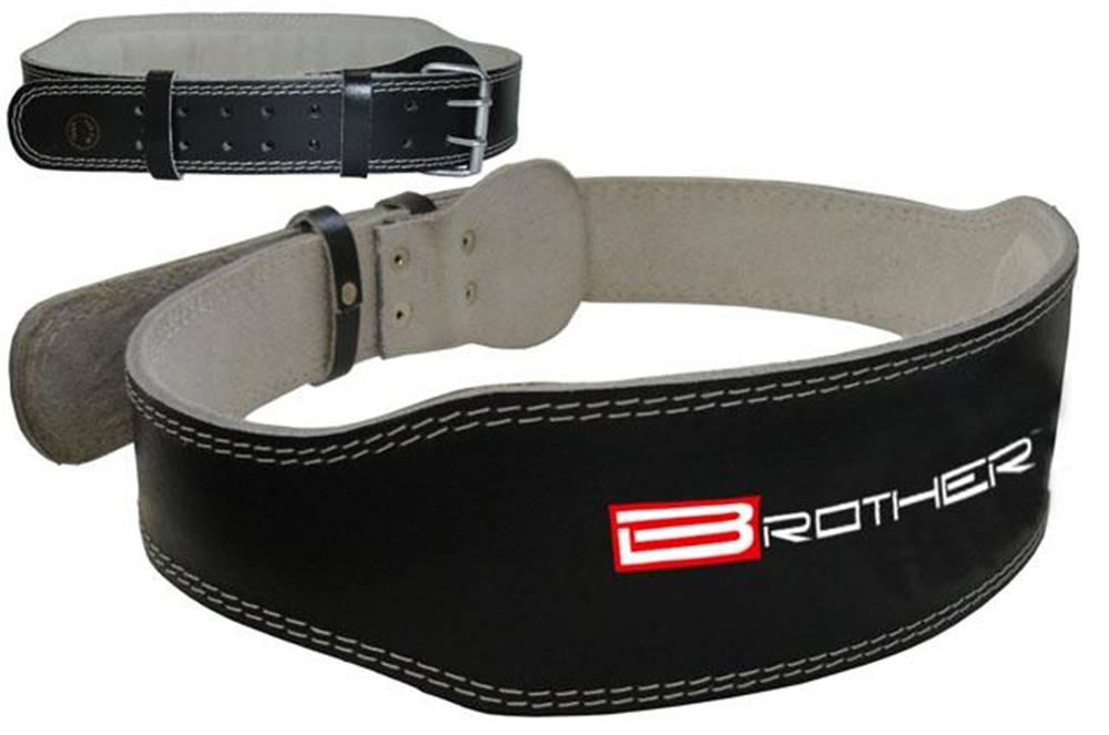 Effea ACRA D16XL Vzpěračský pás kožený - vel. XL