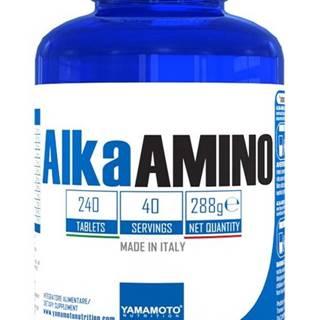 Alka Amino (aminokyseliny + vitamíny) - Yamamoto  240 tbl.