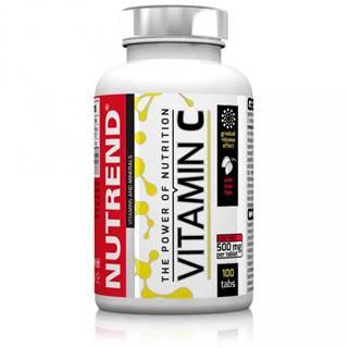 Nutrend Vitamín C se šípky 100 tbl 100tbl.