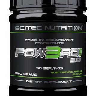 Pow3rd! 2.0 - Scitec Nutrition 350 g Jablko