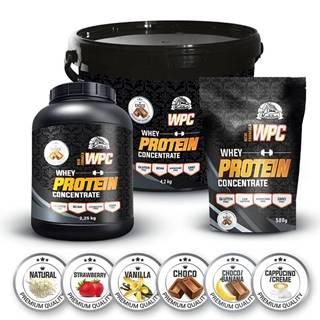 WPC Protein ochutený od Koliba Milk 1000 g Cappuccino/cream