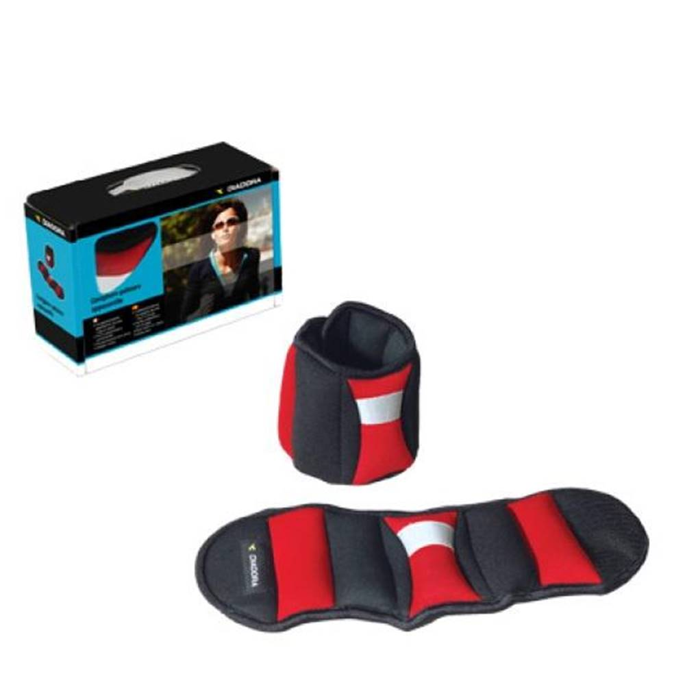 Diadora Fitness Kondiční zátěže Diadora Bat Style 2 kg