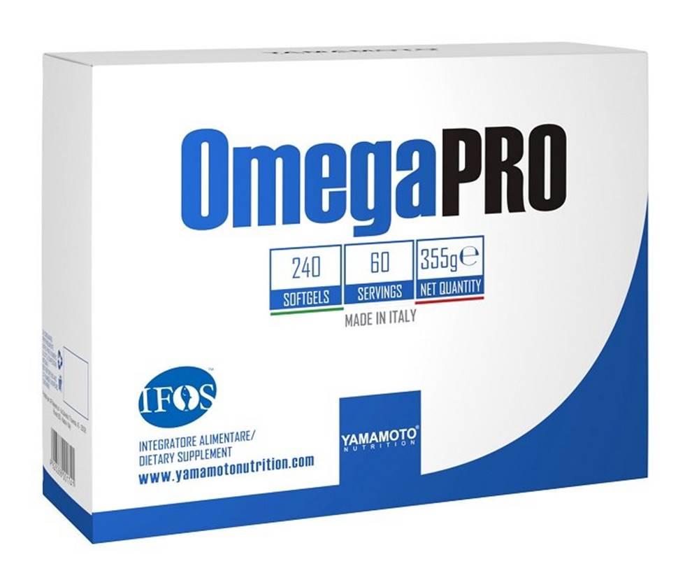 Yamamoto Omega Pro - Yamamoto  240 softgels