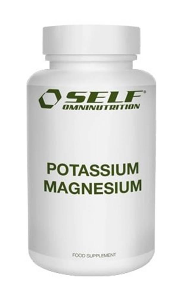 Self OmniNutrition Potassium Magnesium od Self OmniNutrition 120 kaps.