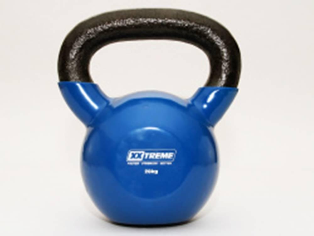 Xxlabs XXTREME kettlebell 20kg 20 kg - modrý