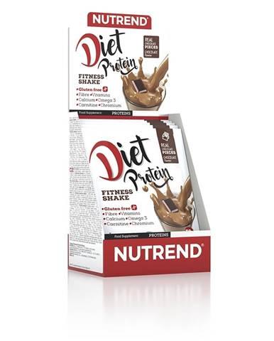Práškový koncentrát Nutrend Diet Protein 5x50g čokoláda