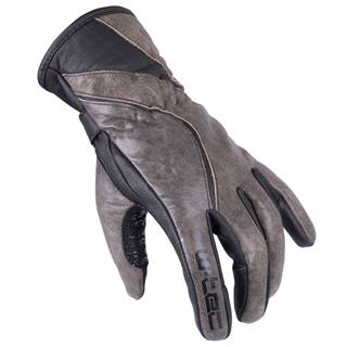 Dámske moto rukavice W-TEC Sheyla GID-16035 hnedá - XS