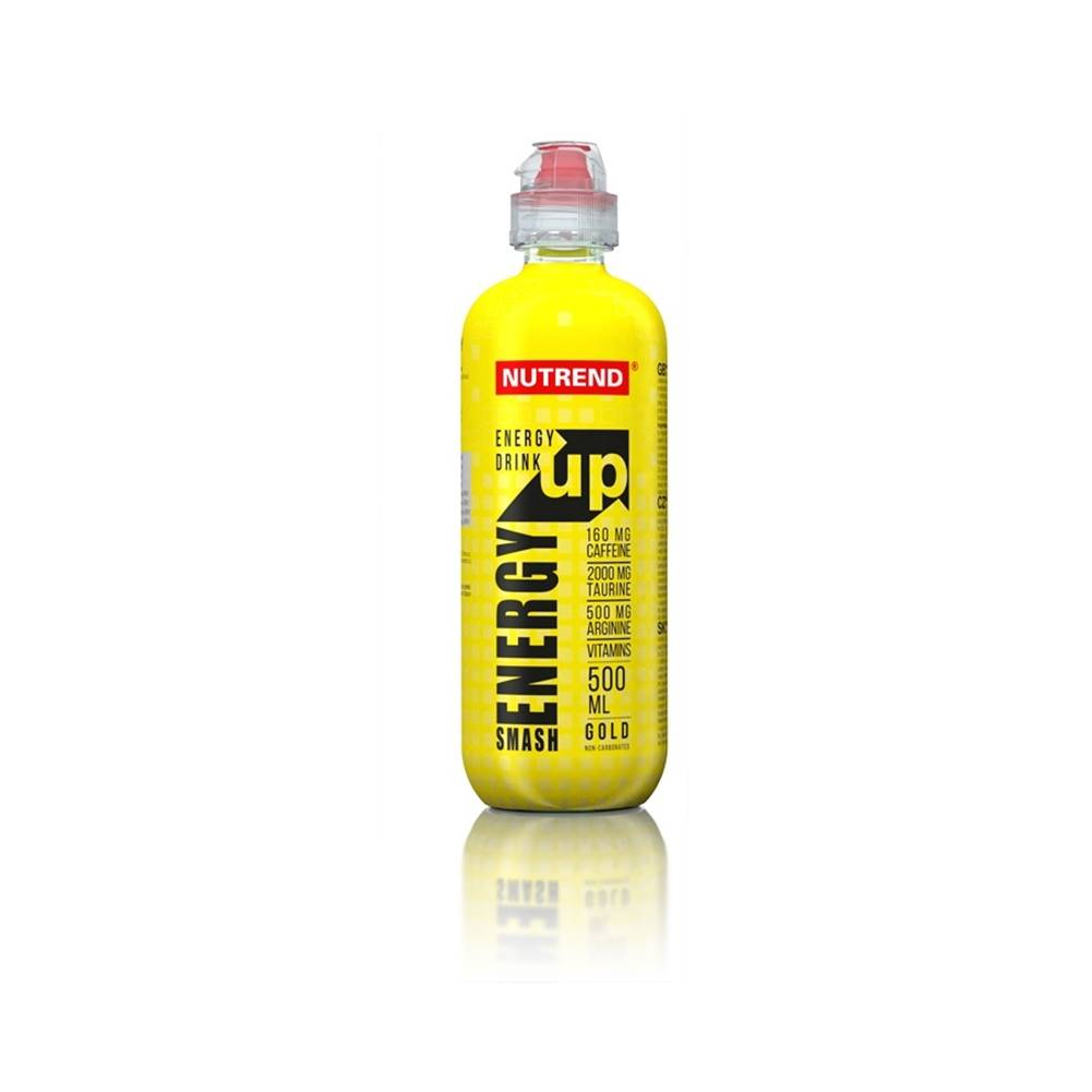 Nutrend Energetický nápoj Nutrend Smash Energy Up 500 ml gold