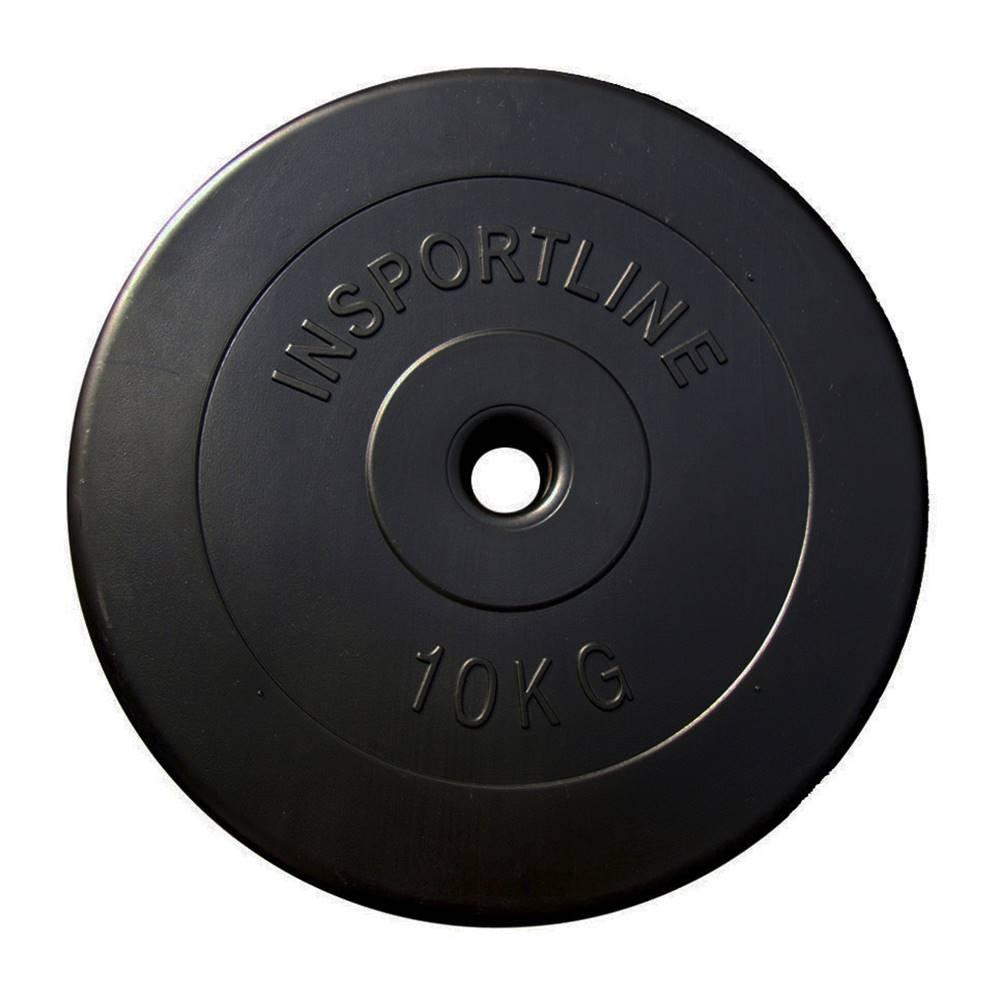 Insportline Cementové závažie inSPORTline CEM 10 kg