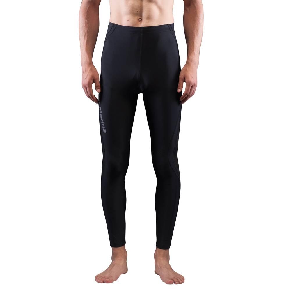 Aqua Marina Pánske nohavice pre vodné športy Aqua Marina Division čierna - S