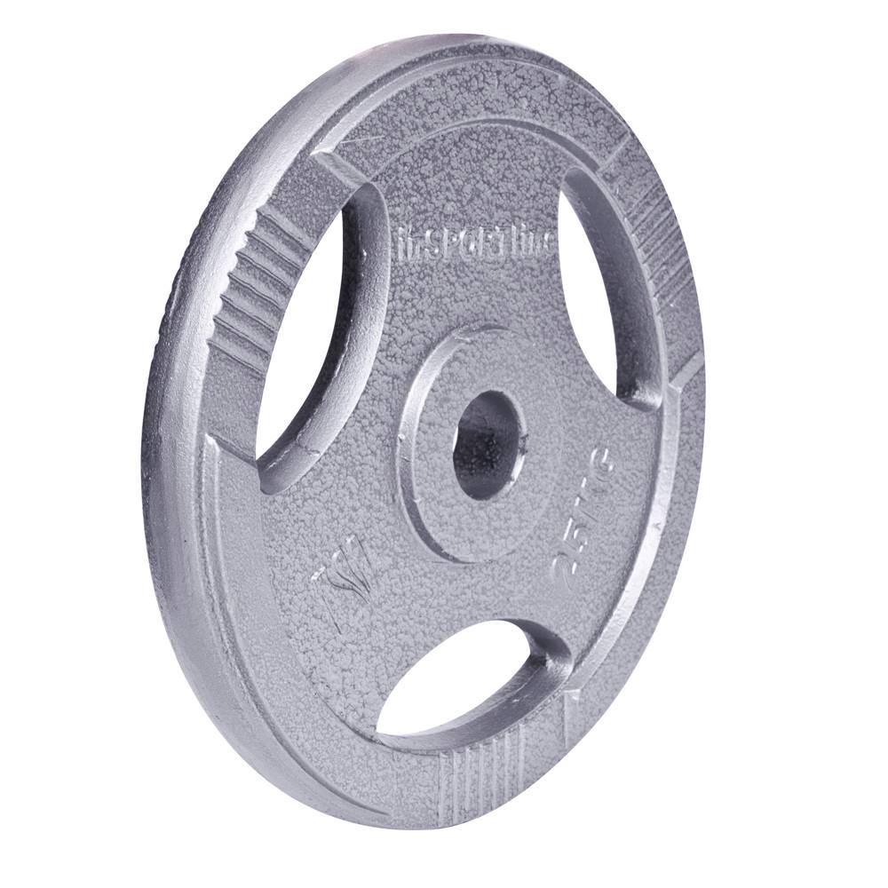 Insportline Liatinový olympijský kotúč inSPORTline Hamerton 25 kg