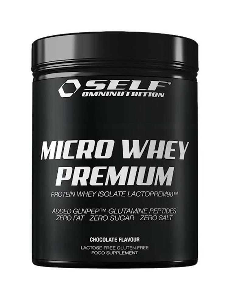 Self OmniNutrition Micro (Iso) Whey Premium od Self OmniNutrition 1000 g Chocolate