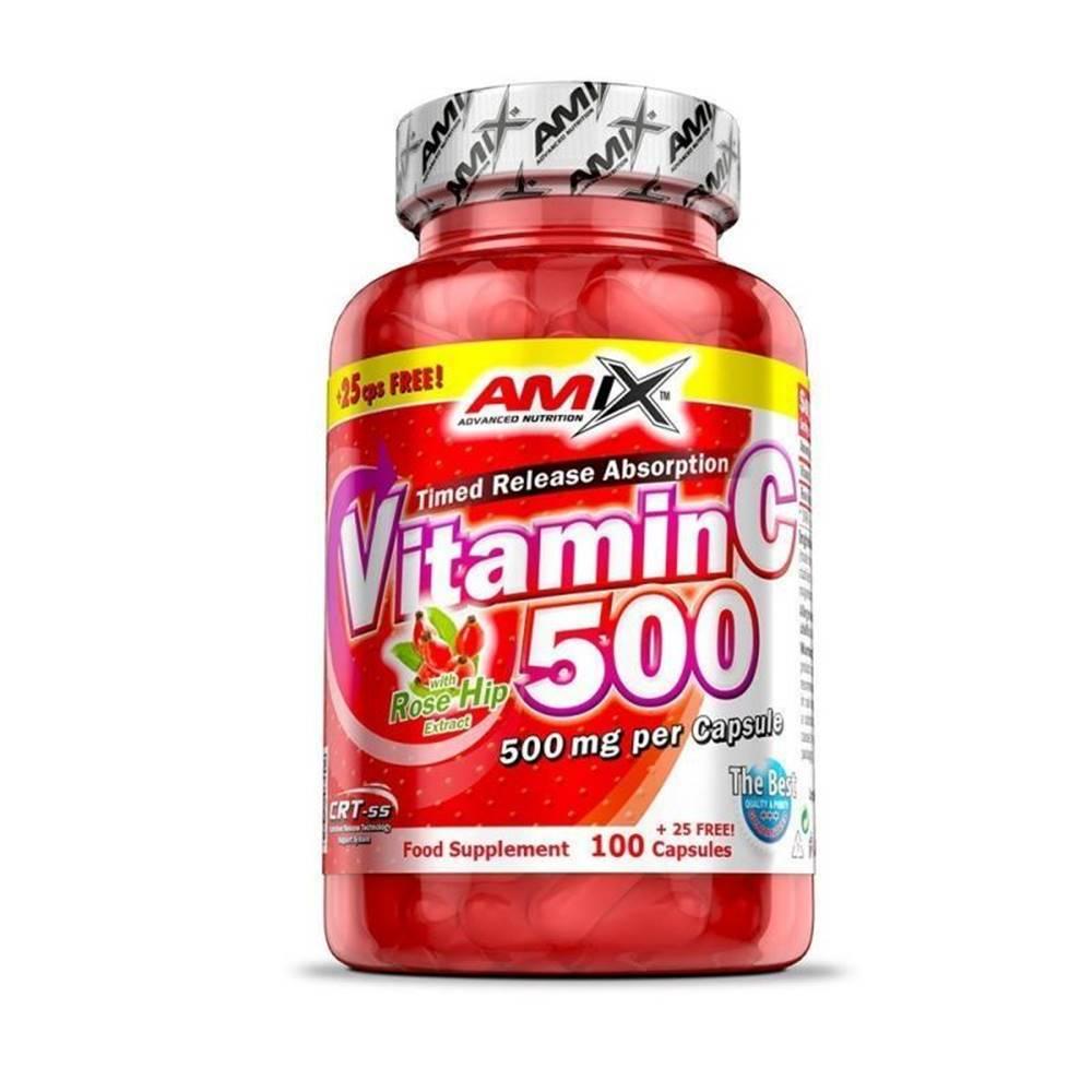 Amix Nutrition Vitamin C 500mg