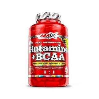 L-Glutamine + BCAA - cps