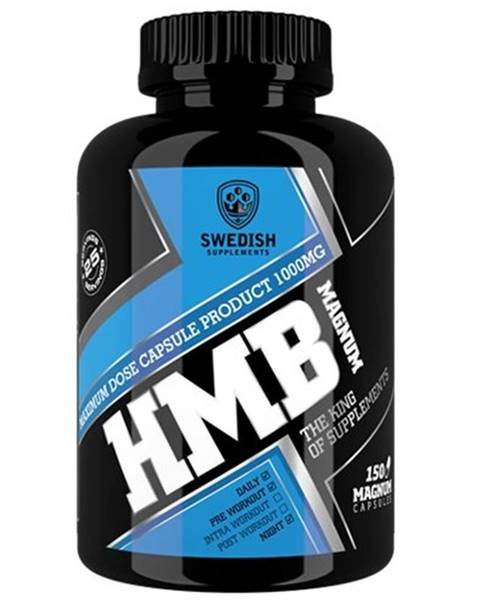 Aminokyseliny Swedish Supplements