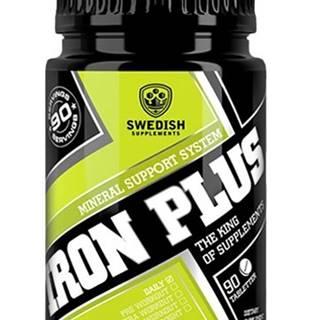 Iron Plus - Swedish Supplements 90 tbl.