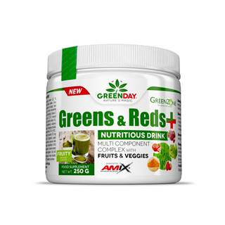 Greens & Reds +