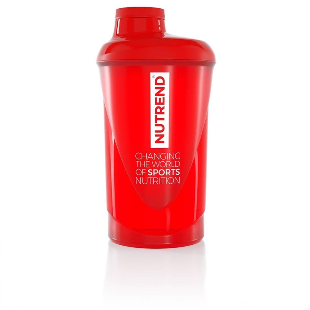 Nutrend Shaker Nutrend 2019 600 ml červená