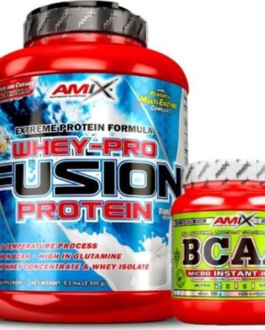 Amix Nutrition Amix Whey-Pro Fusion 2300 g variant: banán