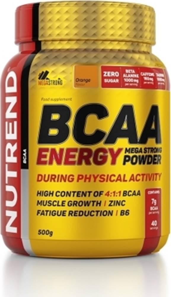 Nutrend Nutrend BCAA Energy Mega Strong Powder 500 g variant: malina
