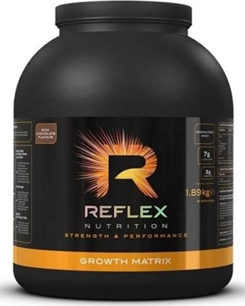 Reflex Nutrition Reflex Nutrition Reflex Growth Matrix 1890 g variant: čokoláda