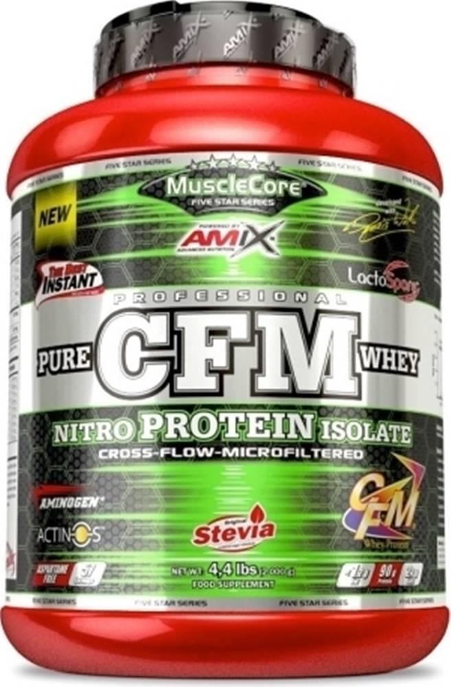Amix Nutrition Amix Nutrition Amix CFM Nitro Protein Isolate 2000 g variant: čokoláda