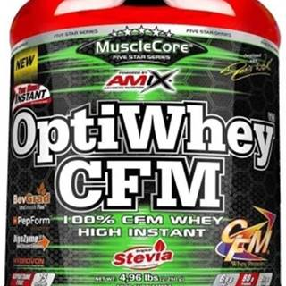 Amix Nutrition Amix MuscleCore OptiWhey CFM Instant Protein 1000 g variant: vanilka