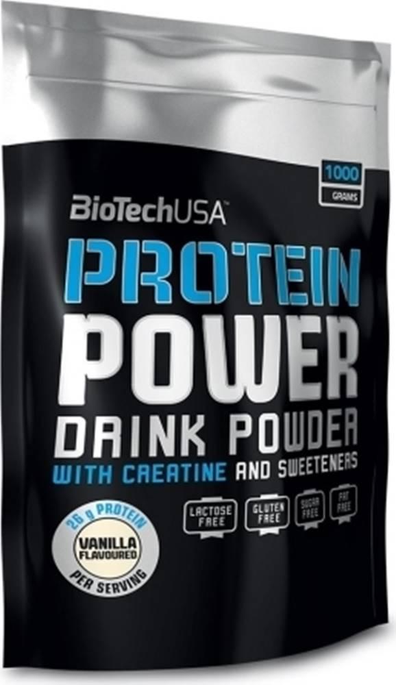 Biotech USA BioTech USA BioTech Protein Power 1000 g variant: čokoláda