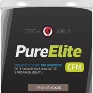 Czech Virus Pure Elite CFM 1000 g variant: čokoláda