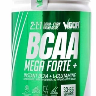 Vigor Nutrition Vigor BCAA Mega Forte + Glutamín 500 g variant: višňa