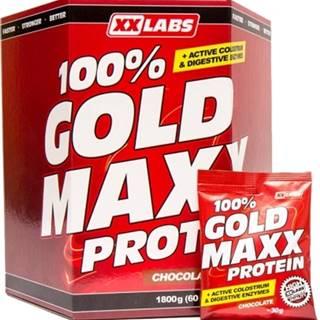 Xxlabs 100% Gold Maxx proteín 1800 g variant: mix
