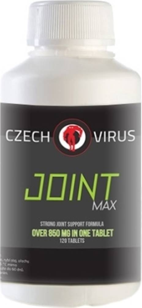 Czech Virus Czech Virus Joint Max 120 tabliet