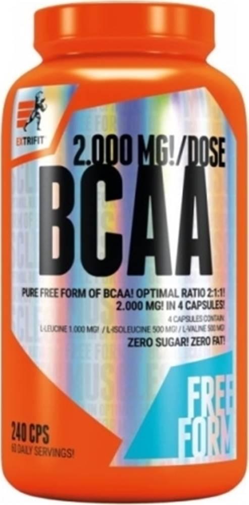 Extrifit Extrifit BCAA Pure 240 kapsúl