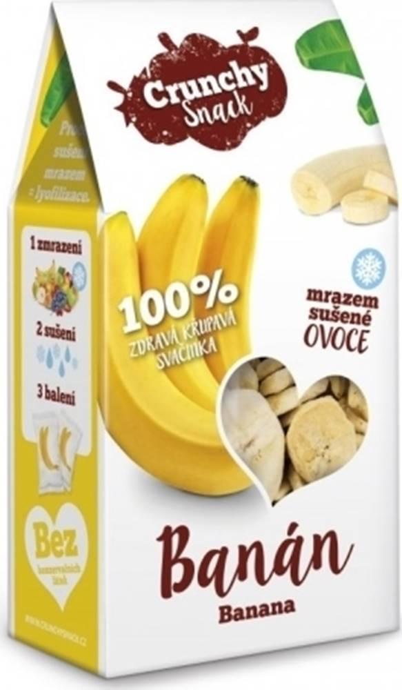 Royal Pharma Royal Pharma Crunchy Snack mrazom sušený Banán 30 g