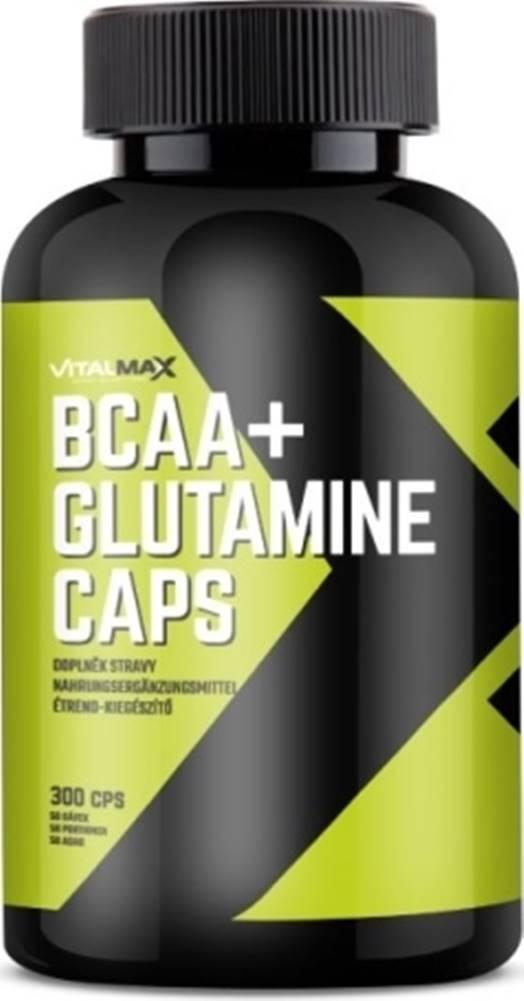 Vitalmax BCAA+ Glutamín Cap...