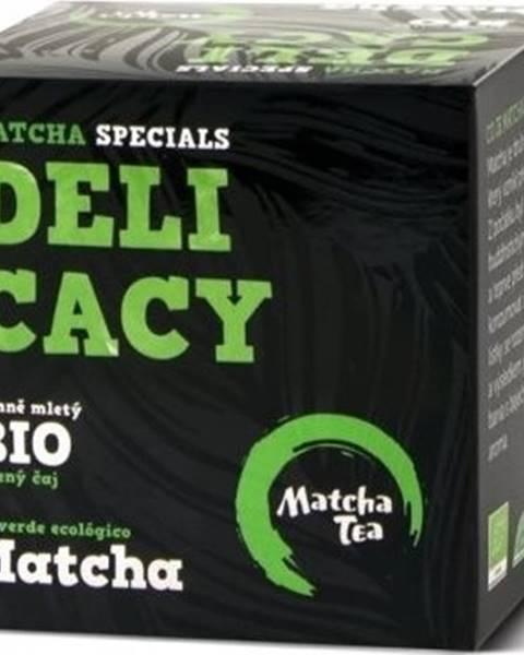 Prírodné výťažky Matcha Tea