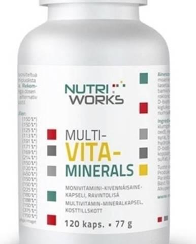 Vitamíny NutriWorks