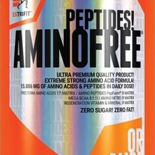 Extrifit Aminofree Peptides 400 g variant: broskyňa