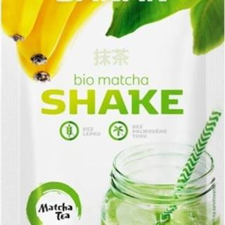 Matcha Tea BIO Shake 30 g variant: banán