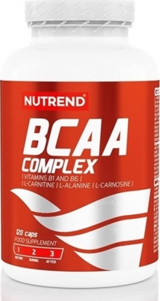 Nutrend Nutrend BCAA Complex 120 kapsúl
