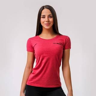 GymBeamDámske tričko Basic Vintage Red  XS