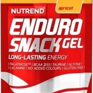 Nutrend Endurosnack Gél sáčok 75 g variant: marhuľa