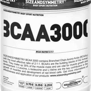 Sizeandsymmetry BCAA 3000 400 kapsúl